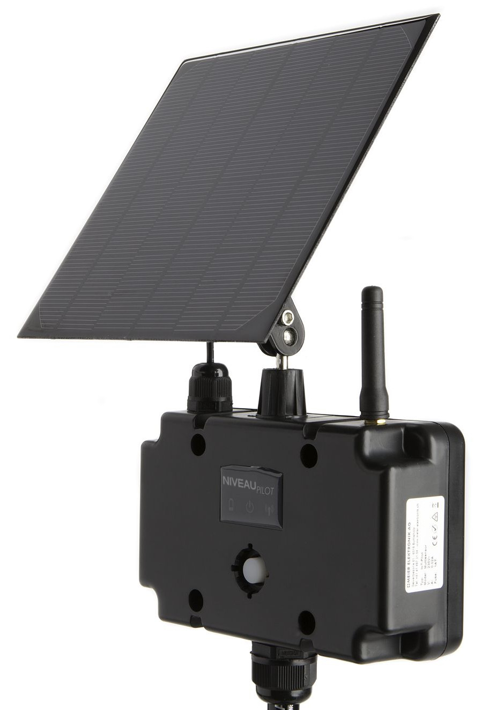 Niveaupilot mit Solar